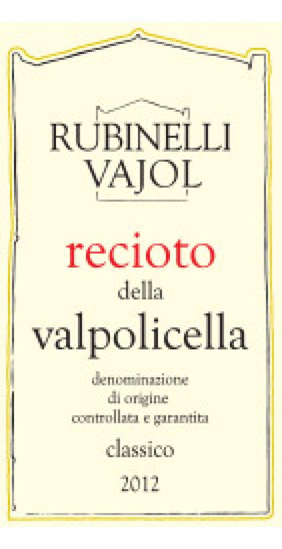 RECIOTO DELLA VALPOLICELLA CLASSICO 2012